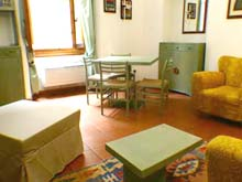 Vacation apartment rental in Florence, Italy