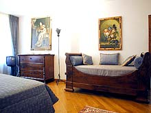 Bed and Breakfast lodging in Florence, Tuscany, Italy.