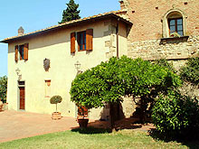 Apartments to rent in Chianti, Tuscany