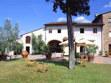 Villa il Prato - holiday rental apartment, 4 people, 25km's from Florence