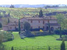 Apartments to rent in Tuscany - Italian holiday accommodation in Tuscan wine country.