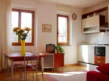 A holiday rental apartment in Florence, Tuscany, Italy - Via dell' Orto, Oltrano.