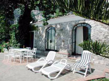 Accommodation with pool near Positano - the Amalfi coast, Italy