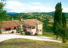 Umbria, Italy - Villa L'Airone, an Italian villa rental with indoor pool