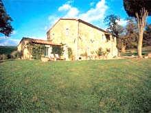 Tuscan vacation villa for rent between Rome and Florence