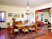 Large country villa to rent close to Florence, Tuscany